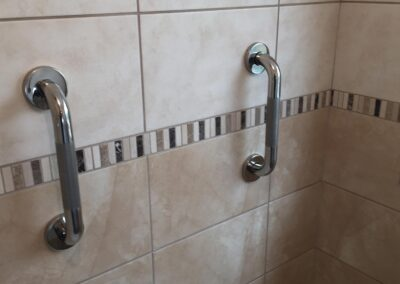 Disability Easy Access Shower Ewell